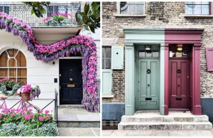 London's Most Gorgeous Front Doors