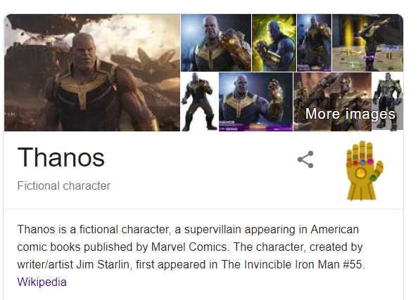 thanos-google-search