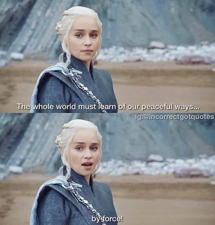 GOT Quotes