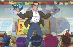 Stan Lee Superhero Kindergarten