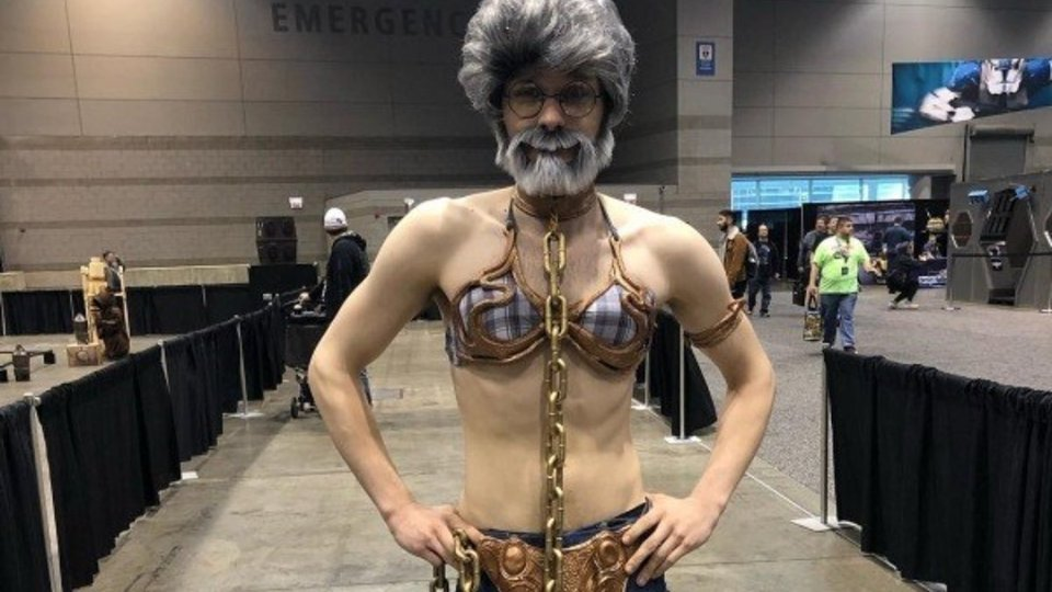 star wars day cosplay