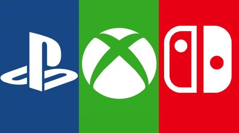 Sony, Microsoft, And Nintendo