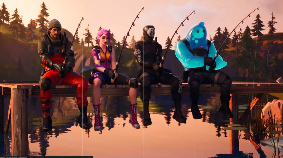 Fortnite Is Back Chapter 2 Season 1 Is Live And Here Are All The Details Fizx