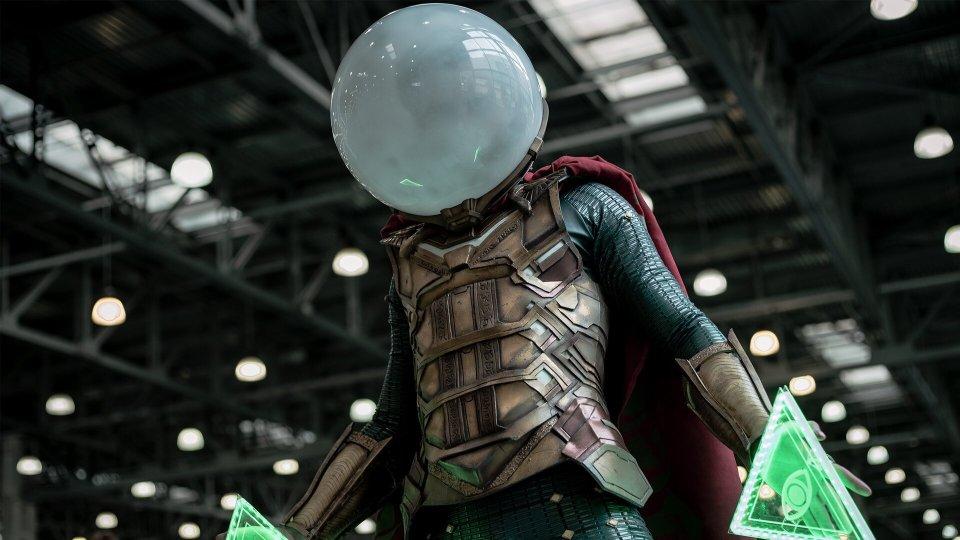 Mysterio Cosplay