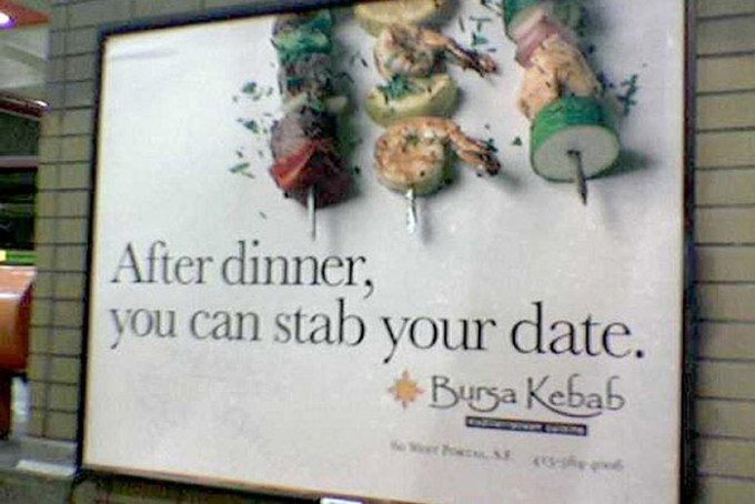 Worse Advertising Slogan