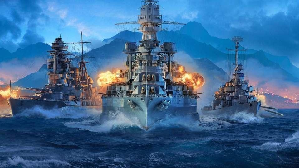 World of Warships: Legends