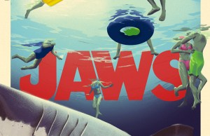 JAWS Poster Art