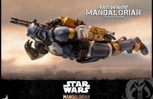 Mandalorian Action Figure