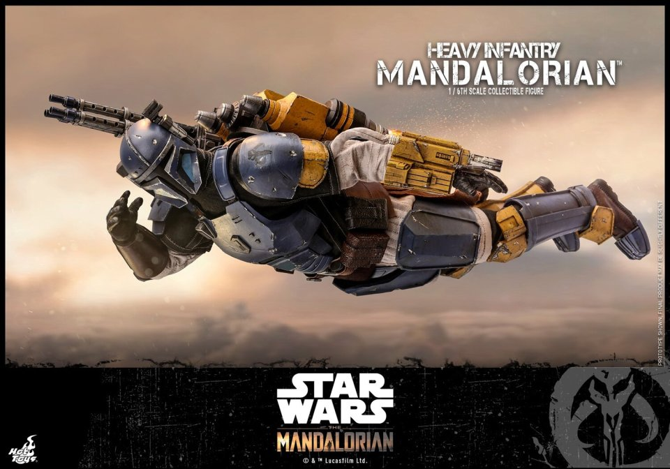 Mandalorian Action Figure