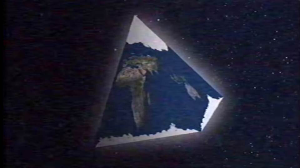 Earth Is Pyramid Shaped