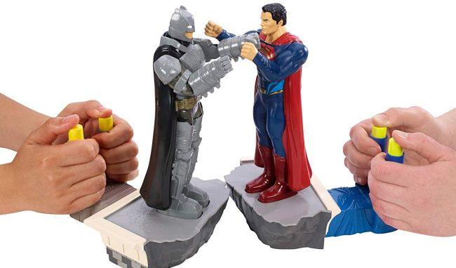 Robots: Batman vs. Superman
