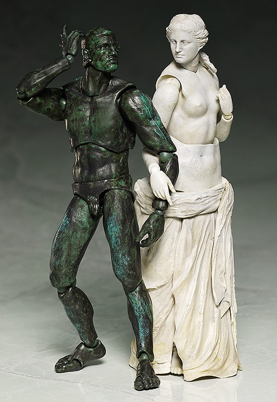 Action Figures of Famous Works of Art