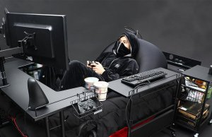 Bed For Gamers