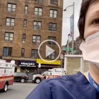 ER Doctor Gives Rare Look Inside the NYC Hospital Battling The Pandemic