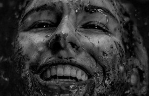 Hyperrealistic Charcoal Portraits