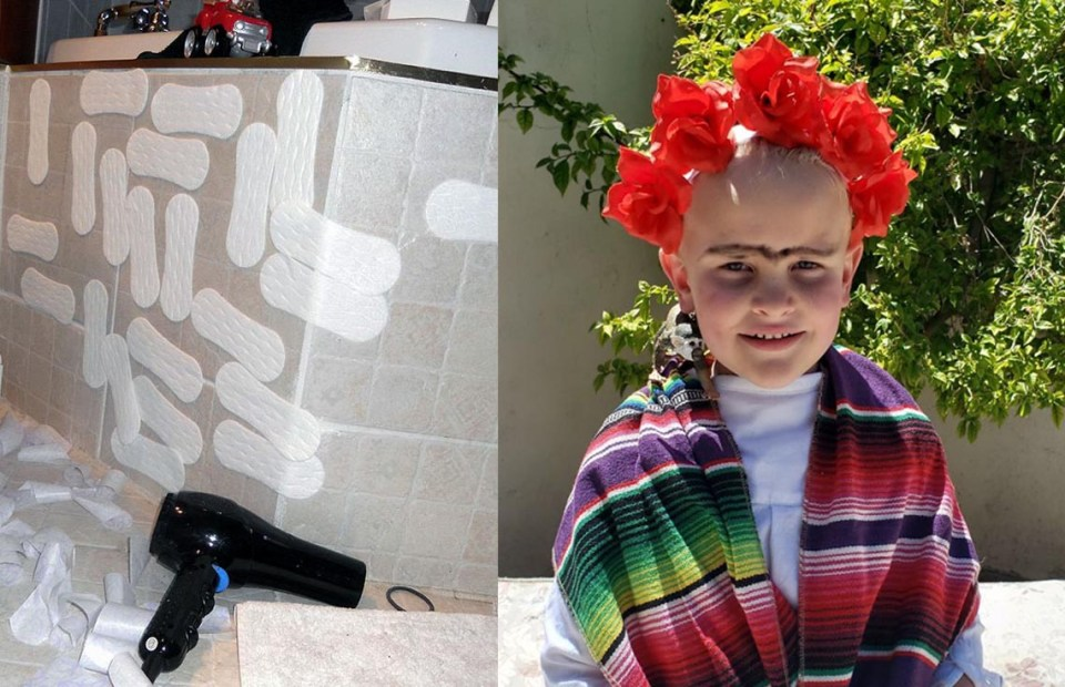 Hilarious Posts By Parents Stuck With Their Children in Global Pandemic