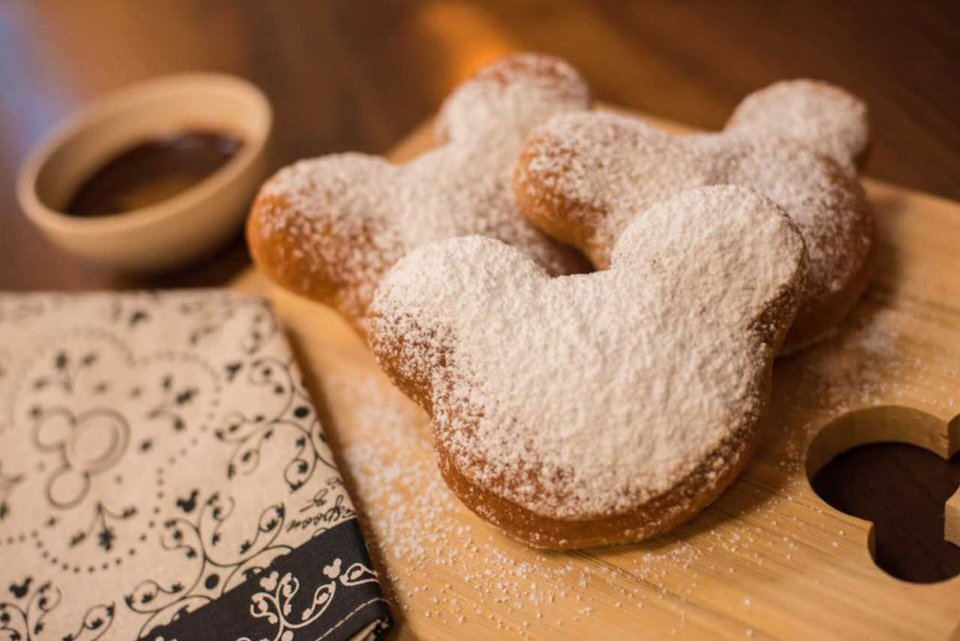 Mickey Mouse Beignet Recipe