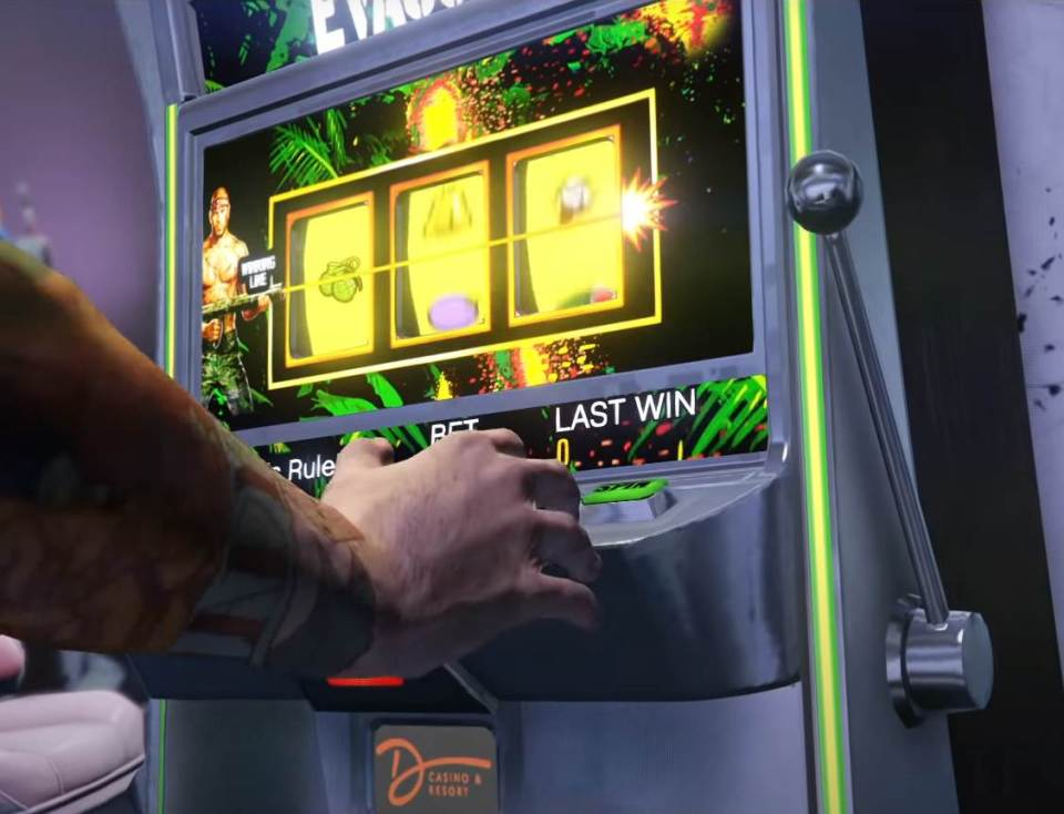 GTA Online The Diamond Casino & Resort