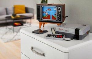 Lego Nintendo Console