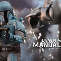 Hot Toys Announced THE MANDALORIAN Action Figure