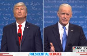 Saturday Night Live Biden Trump Debate