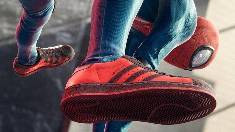 SPIDER-MAN: MILES MORALES Adidas Sneakers
