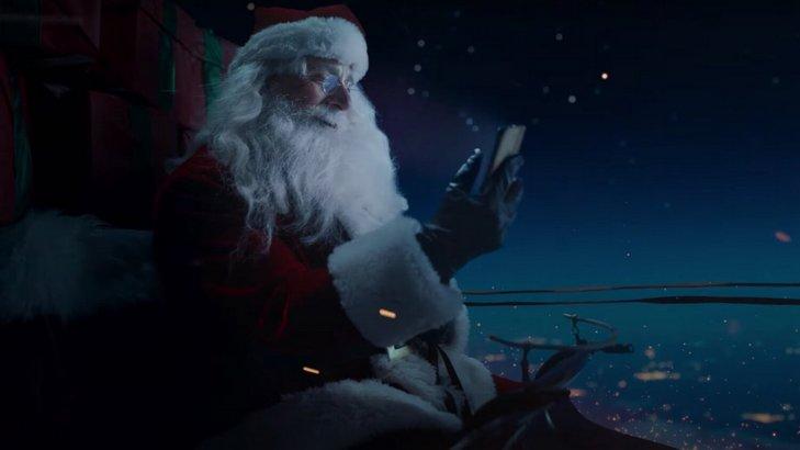 Steve Carrell As Santa Claus