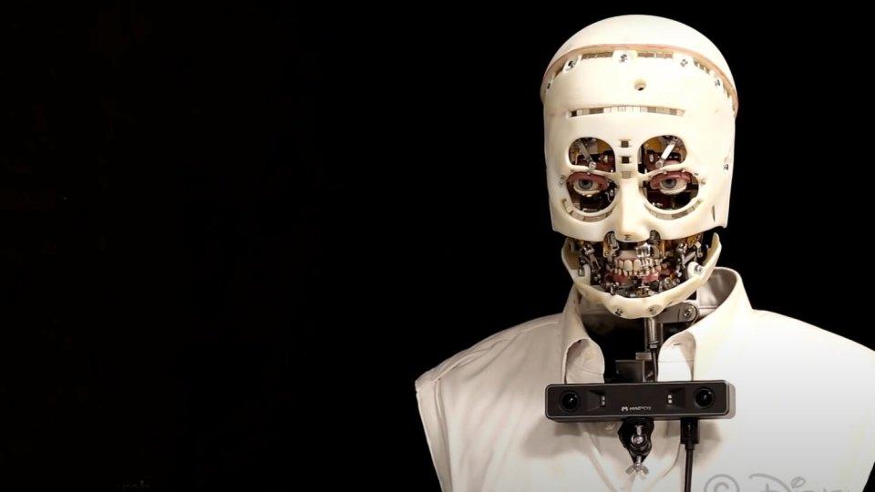 disney robot