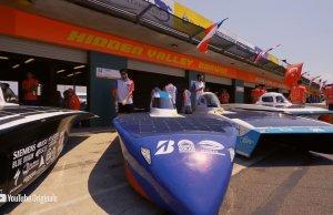 Solar Car Race Series