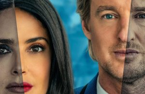 Owen Wilson and Salma Hayek