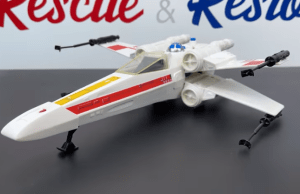 Star Wars Luke Skywalker's X-Wing Starfighter Toy