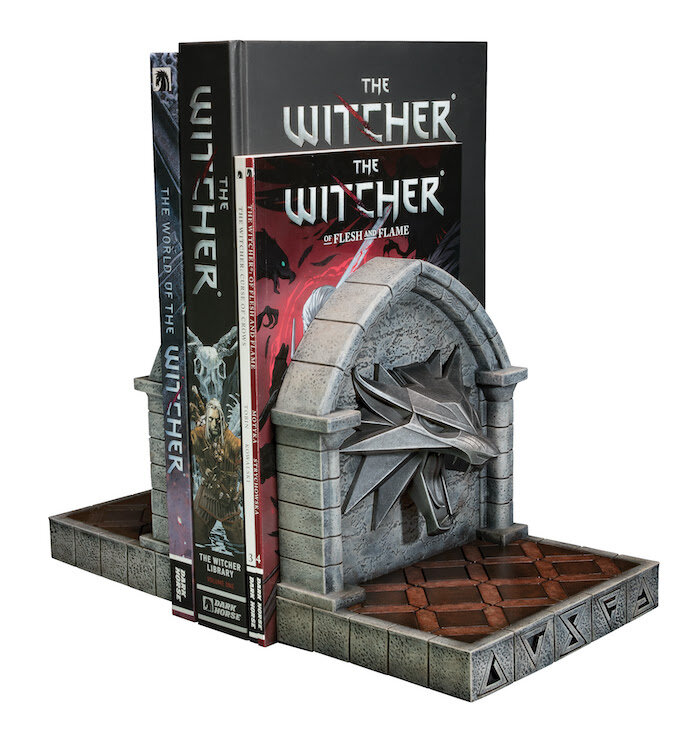 THE WITCHER 3: WILD HUNT Bookends