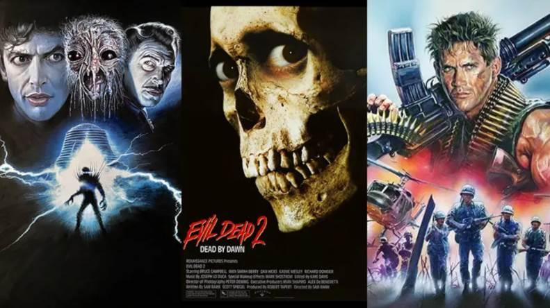 Movie Poster Artist Enzio Sciotti