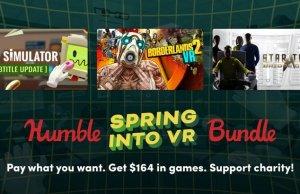 Humble VR Bundle
