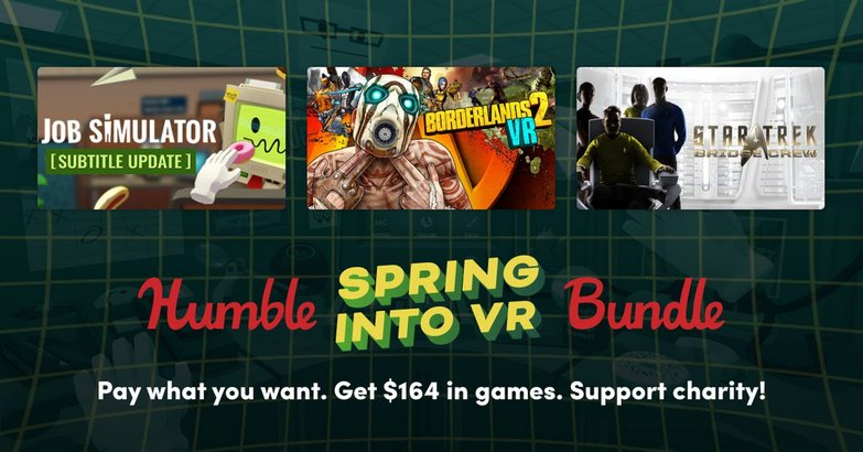 Humble VR Bundle