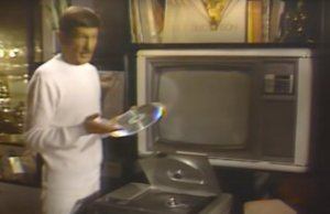 Leonard Nimoy Introduced The Magnavision LaserDisc
