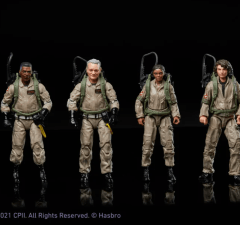 GHOSTBUSTERS: AFTERLIFE Action Figures