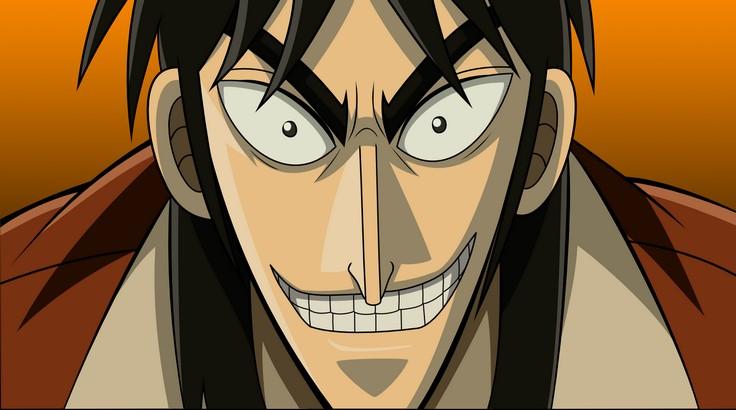 anime series Kaiji