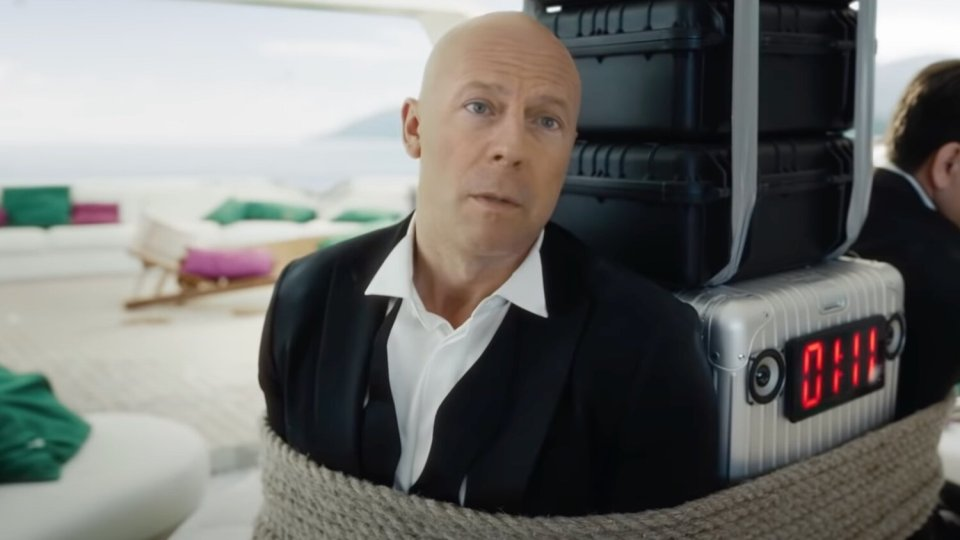Deepfake Bruce Willis