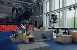Robots Doing Parkour