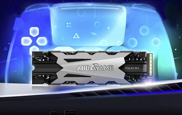PlayStation 5 SSD Storage