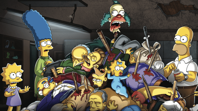 The Simpsons New Treehouse of Horror