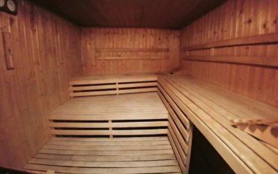Sauna – dla ciała iducha