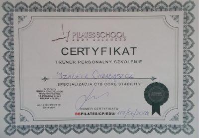 26 - Certyfikaty