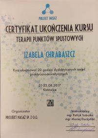 29 - Certyfikaty