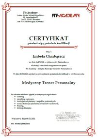 44 - Certyfikaty