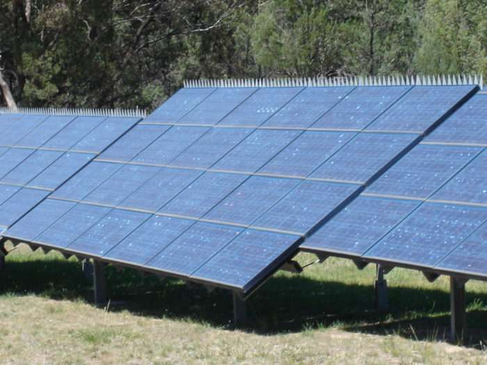 10 ways to reduce energy consumption - green power solar panel