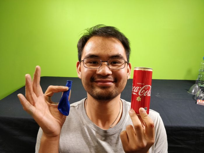 The Soda Can Attractor - materials_ingredients needed