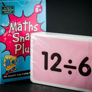 Math Snap Playing Cards