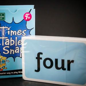 Times Table Snap Cards